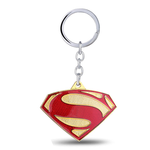 Justice League Superman Keychain - DC Marvel World
