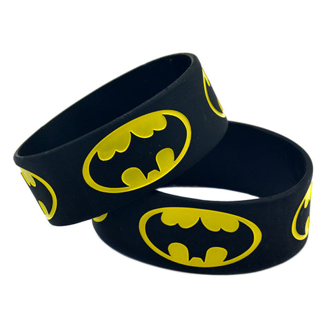 Batman Silicone Wristband - DC Marvel World