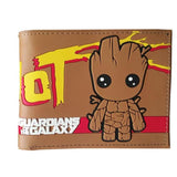 Guardians of the Galaxy Vol. 2 Cute Groot  Bi-Fold Wallet - DC Marvel World