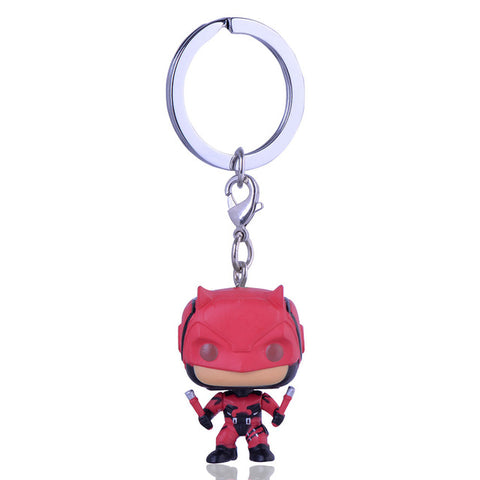 Daredevil Funko Keychain - DC Marvel World