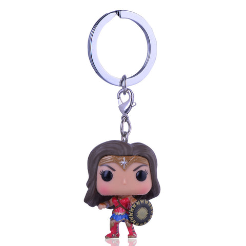 Wonder Woman Funko Pop Vinyl Figure - DC Marvel World