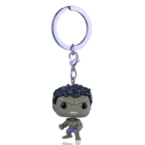 Hulk Funko Keychain - DC Marvel World