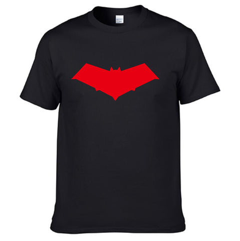 Red Hood Symbol T Shirt - DC Marvel World