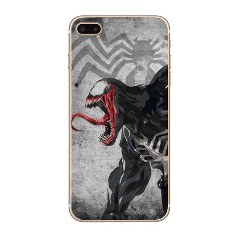 Venom Logo iPhone Case - DC Marvel World
