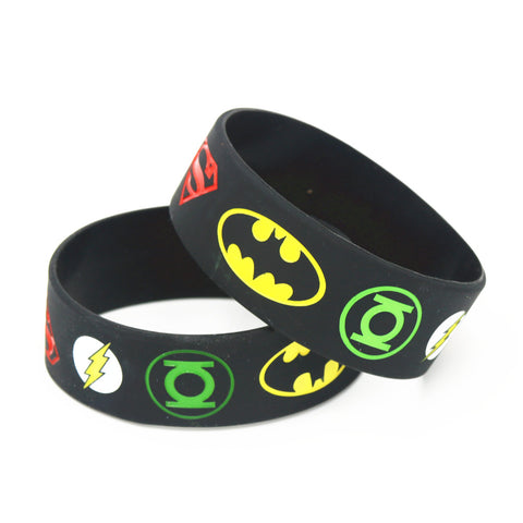 Justice League Silicon Wristband - DC Marvel World