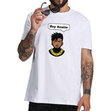 Erik Killmonger Hey Auntie T Shirt - DC Marvel World