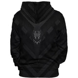 Black Panther Wakanda Warrior Hoodie - DC Marvel World