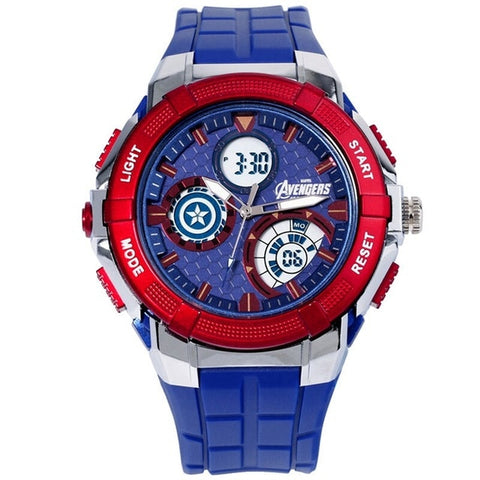 Avengers Age of Ultron Sports Watch - DC Marvel World