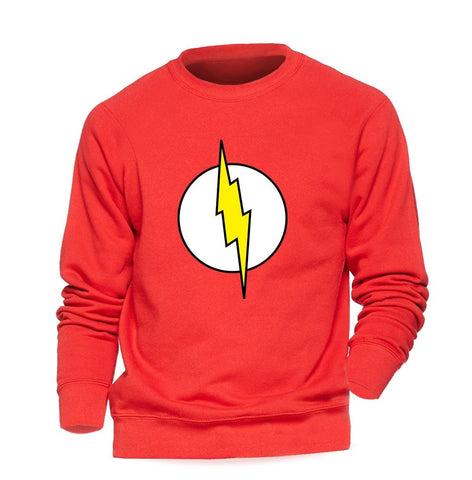 The Flash Classic Sweatshirt - DC Marvel World
