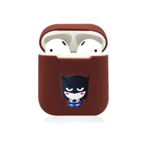 New Batman Silicone Case For Apple Airpods - DC Marvel World