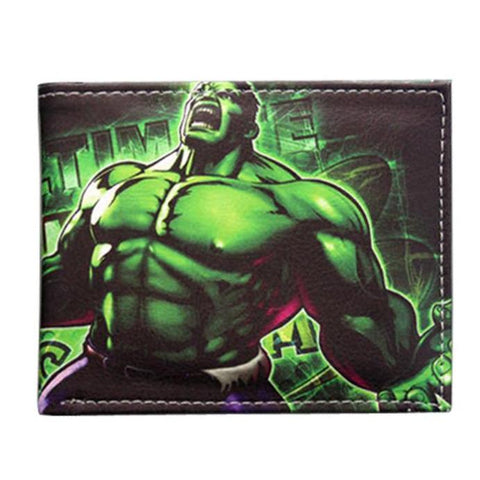 Hulk Bi-Fold Wallet - DC Marvel World