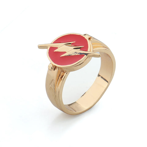 Justice League The Flash Ring - DC Marvel World