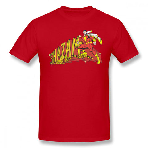 Shazam Greek Gods Men's T-Shirt - DC Marvel World