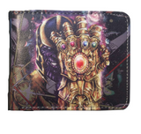 Thanos Infinity Gauntlet Bi-Fold Wallet - DC Marvel World