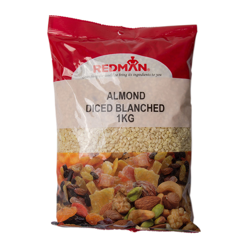 Blanched Diced Almond