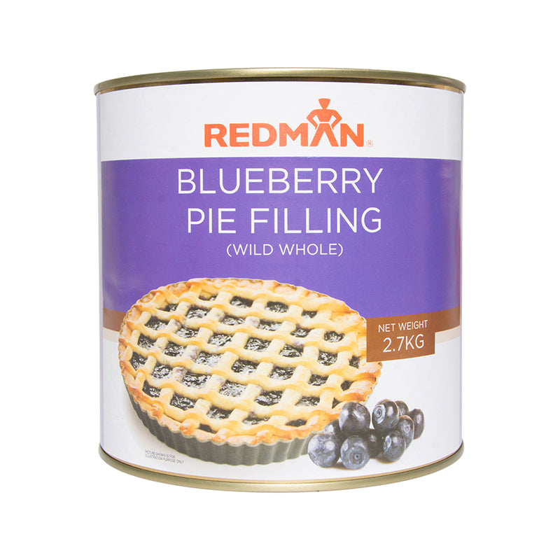 Pie Filling Blueberry