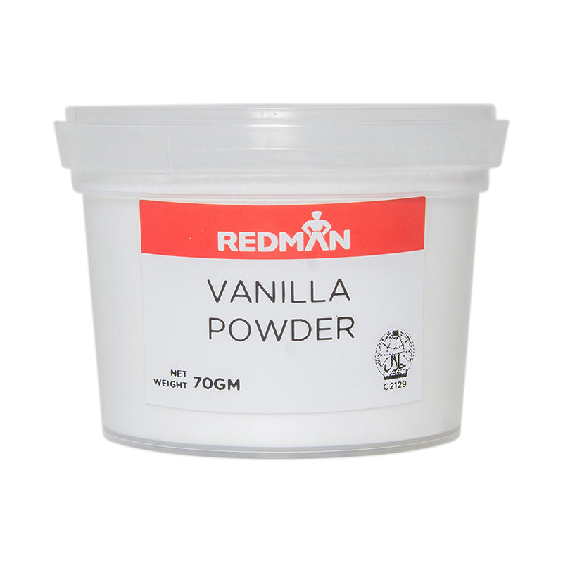 Vanilla Flavoured Powder