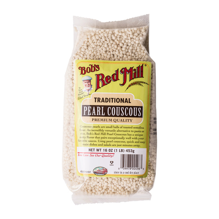 Natural Pearl Couscous