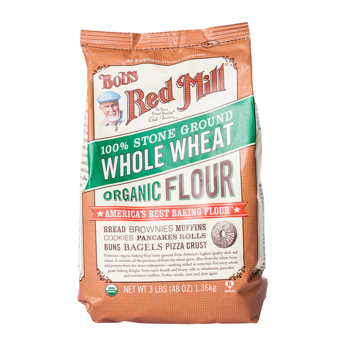 Organic Whole Wheat Flour