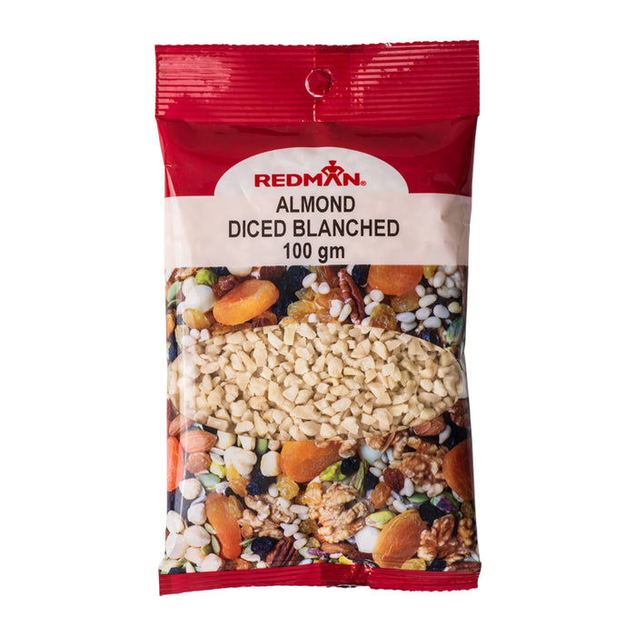 Nut Almond Diced Blanched