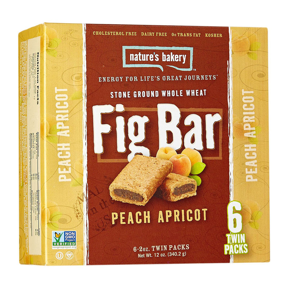 Nature's Bakery Peach Apricot Fig Bar