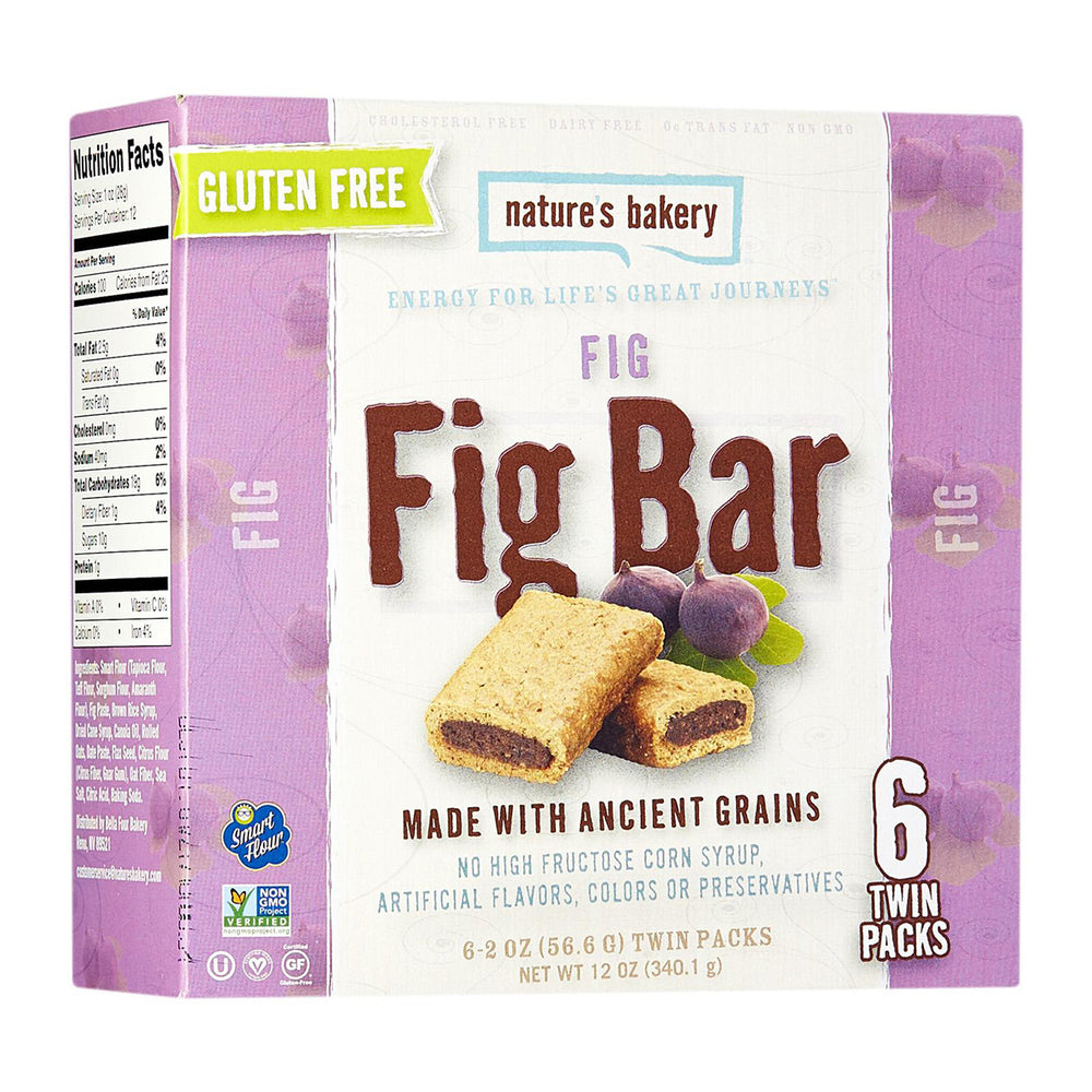 Nature's Bakery Gluten Free Raspberry Fig Bar