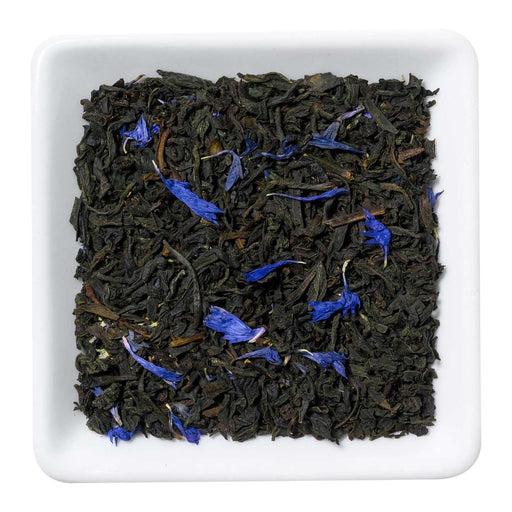 English Earl Grey Blue Flower