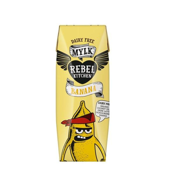 Rebel Kitchen Coconut Milk Banana Gluten Free Organic