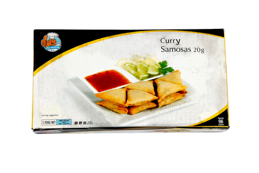 Seawaves Vegetable Curry Samosa 96pcs