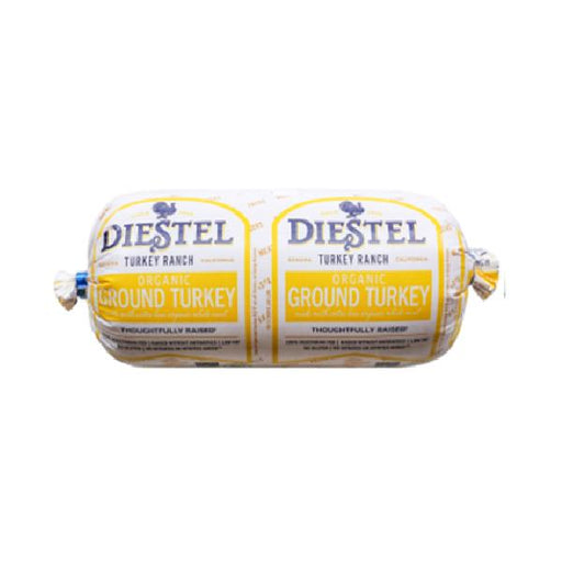 Diestel Organic White Ground Turkey (Frz)
