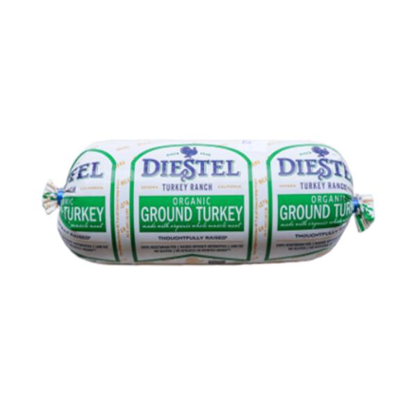 Diestel Organic Dark Ground Turkey (Frz)