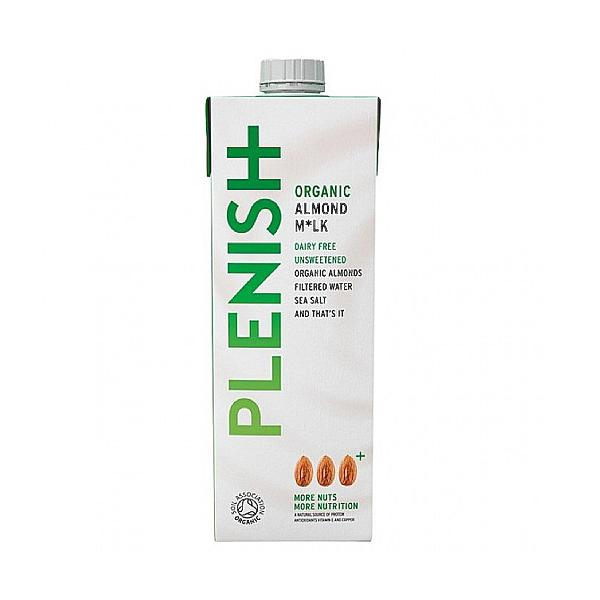 Plenish Almond Milk Gluten Free Organic