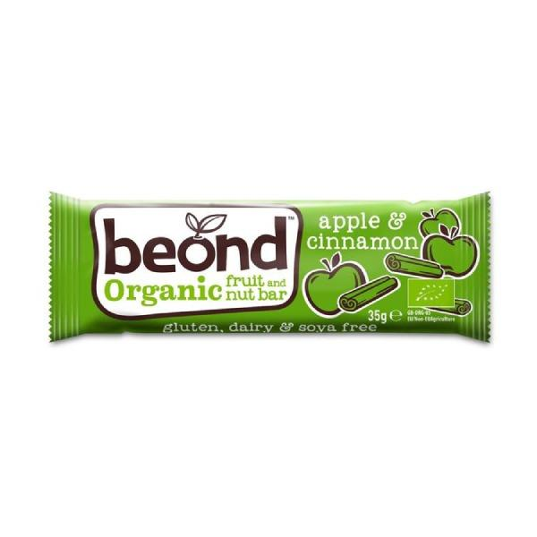 Beond Bar Apple Cinnamon Gluten Free Organic