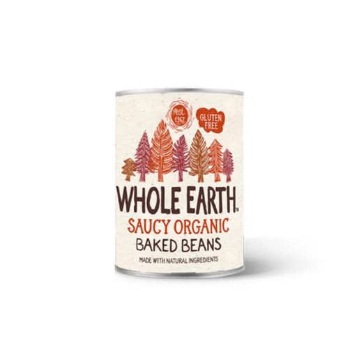 Whole Earth Baked Beans Organic