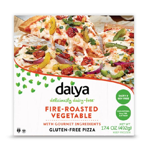 Daiya Pizza Fire Rosted Vegetable Gluten Free (Frz)