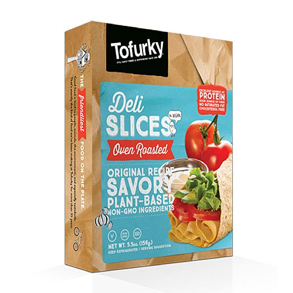 Tofurky Meatless Oven Roasted Deli Slices