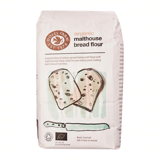 Doves Farm Organic Malthouse Bread Flour