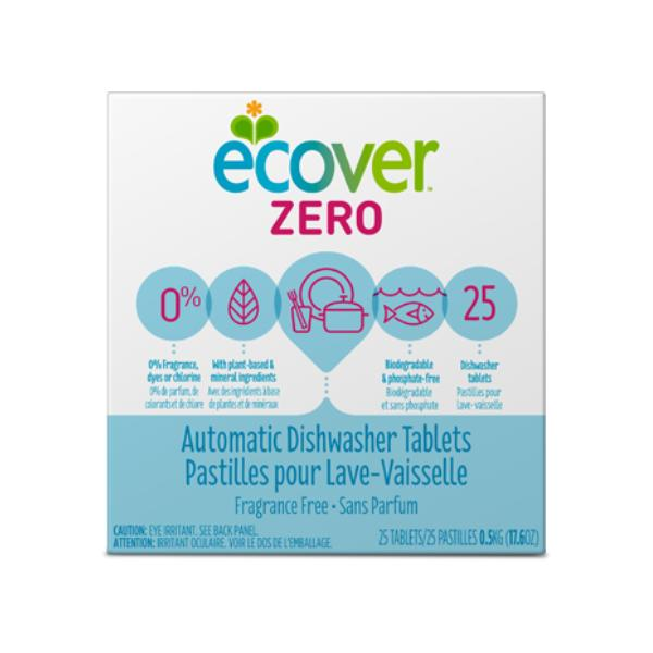 Ecover Dishwasher Automatic Tabs