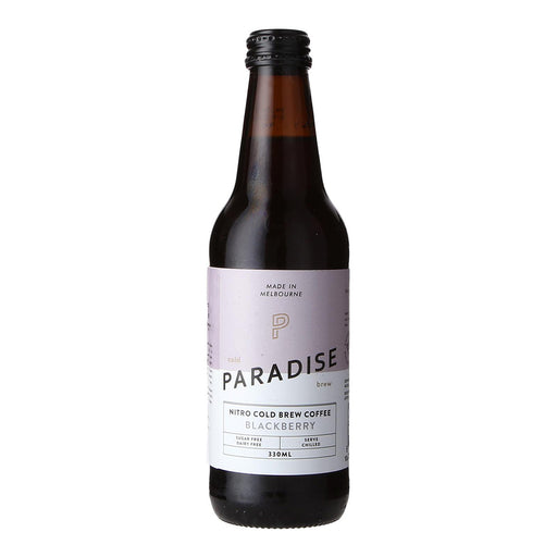 Paradise Nitro Cold Brew Coffee (Assorted Flavours)
