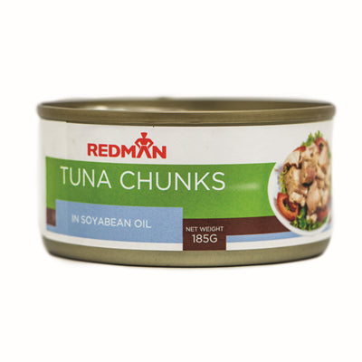 Tuna Chunk In Soybean Oil