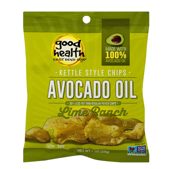 Good Health Kettle Potato Chips (Assorted flavours)