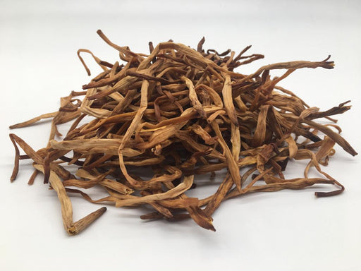 China Natural Dried Lily Flower 西北原色金针菜