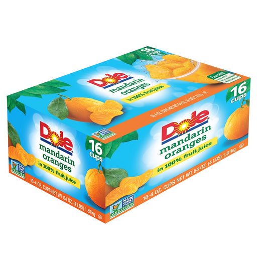 Mandarin Oranges in 100% Fruit Juice