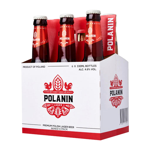 POLANIN Mixed Party 6 pack