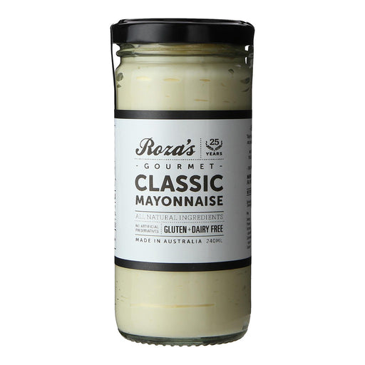 Roza's Gourmet Classic Mayonnaise
