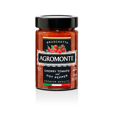 Agromonte Bruschetta of Cherry Tomato & Hot Pepper - 200g