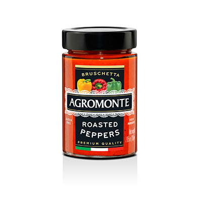 Agromonte Bruschetta of Roasted Peppers - 200g