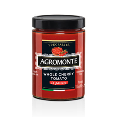 Agromonte Whole Cherry Tomatoes in Cherry Tomato Passata - 560g