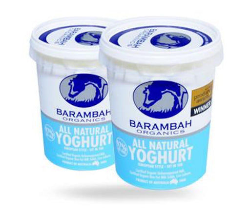 All Natural Yoghurt 500g