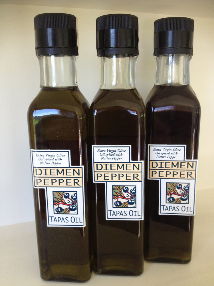 Australian Extra Virgin Olive Oil (Infused with Pepper Berry)